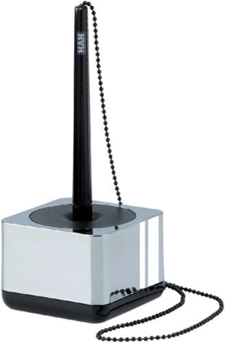 Baliebalpen Han Iline met ketting en standaard chroom