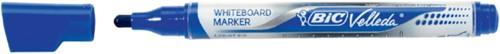 Viltstift Bic Liquid whiteboard rond blauw medium