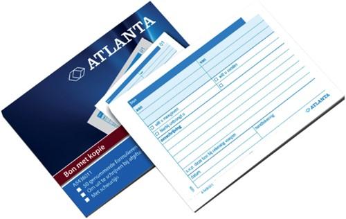 Bonboekje Atlanta A6 50x2vel