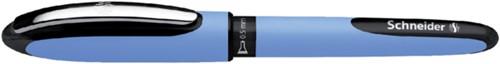 Rollerpen Schneider one hybrid N 0.5mm zwart