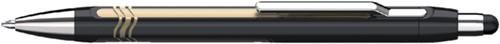 Stylus balpen Schneider Epsilon Touch zwart/ goud
