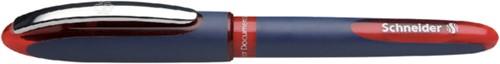 Rollerpen Schneider One Business 0.6mm rood