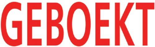 Woordstempel Colop Printer 20 geboekt rood