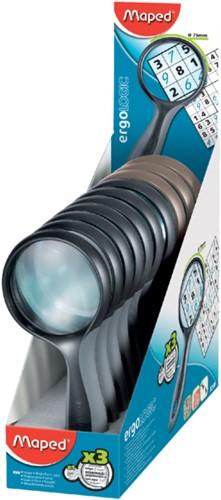 Loep Maped ergologic 75mm