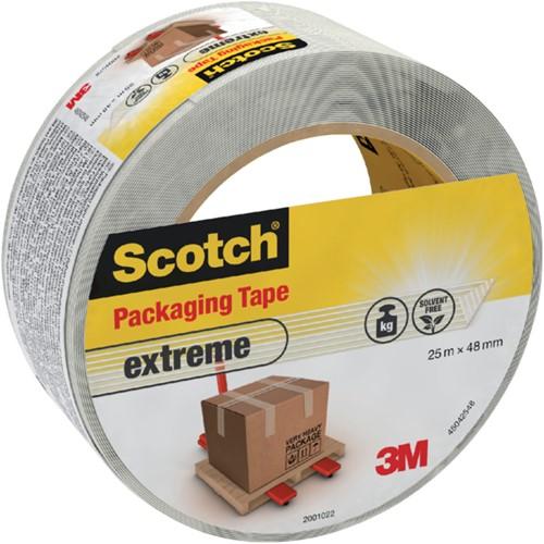 Verpakkingstape Scotch extreme 48mmx25m
