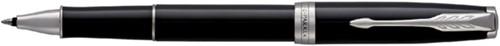 Rollerpen Parker Sonnet black lacquer CT F