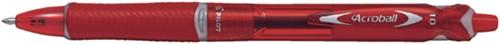 Balpen PILOT Begreen Acroball rood 0.32mm