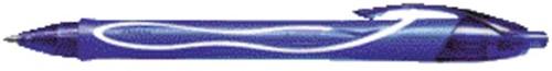 Gelschrijver Bic Gelocity quick dry 0.3mm blauw