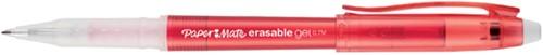 Gelschrijver Paper Mate Inkjoy Erasable rood