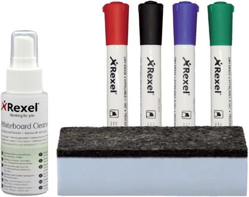 Whiteboard-starterkit Rexel