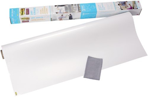 Whiteboardfolie 3M Post-it 60.9x91.4cm wit