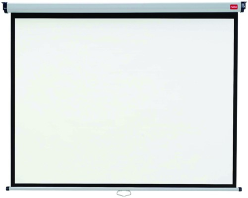 Projectiescherm Nobo wand 175x132.5cm