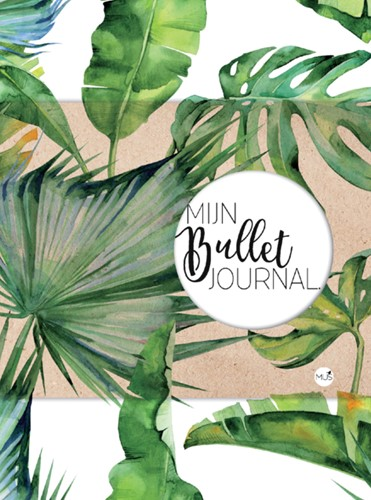 Bullet Journal botanisch dots