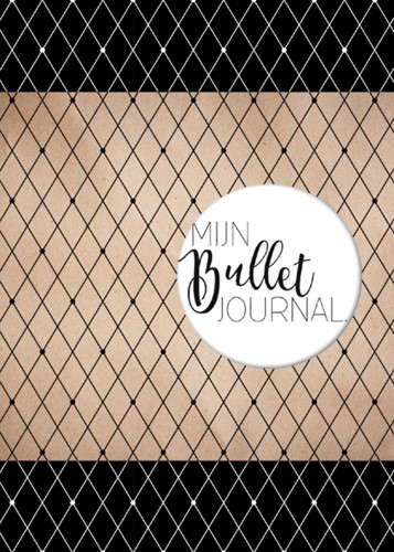 Bullet Journal zwart dots