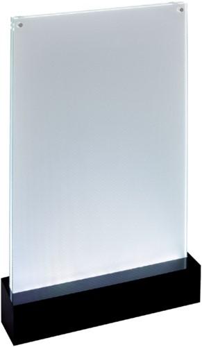 Tafelstandaard Sigel LED A4 224x340x45