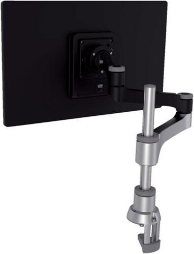 Monitorarm R-Go-Tools Zepher 4 voor 1 scherm zwart- zilver