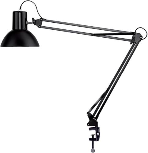 Bureaulamp Unilux Success zwart