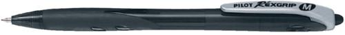 Balpen PILOT Begreen Rexgrip zwart 0,32mm