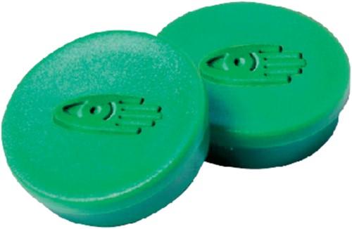 Magneet Legamaster 30mm 850gr groen