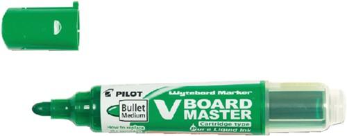 Viltstift PILOT Begreen whiteboard rond groen 2.3mm