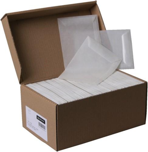 Envelop Quantore loonzak 95x145 50gr pergamijn 1000stuks