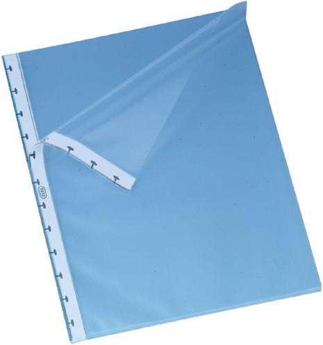 Showtas Oxford Vario-Zipp A4 PP glashelder