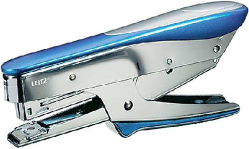 Niettang Leitz 5545 15vel nr.10 nietjes blauw