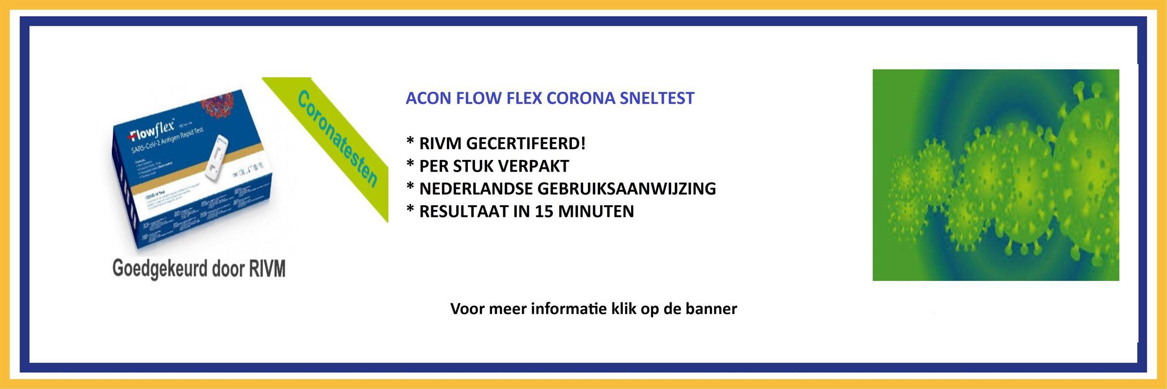 FLOW FLEX CORONA TEST